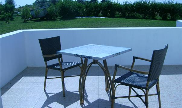 VOTRE TERRASSE PRIVATIVE